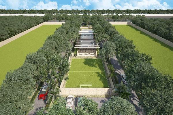 Foto de terreno habitacional en venta en avenida tixcuytún , santa gertrudis copo, mérida, yucatán, 14027846 No. 09