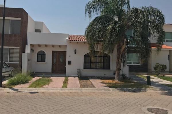 Foto de casa en renta en avenida tlacote 1001, provincia santa elena, querétaro, querétaro, 12788418 No. 01
