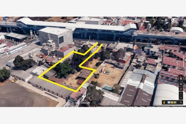 Foto de terreno habitacional en renta en avenida tlahuac 1, los olivos, tláhuac, df / cdmx, 6133208 No. 01