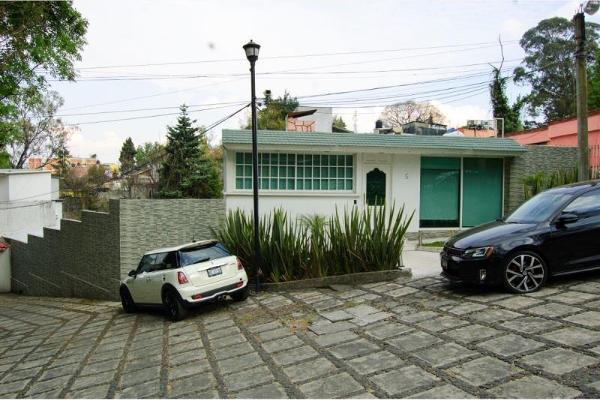 Foto de casa en venta en avenida toluca 1, olivar de los padres, álvaro obregón, df / cdmx, 8852206 No. 01