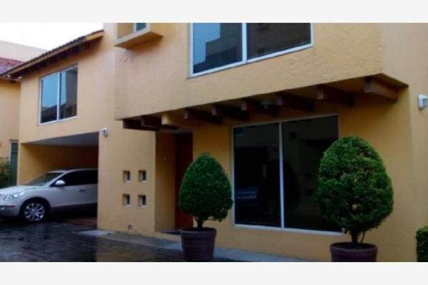 Foto de casa en venta en avenida toluca 839, olivar de los padres, álvaro obregón, df / cdmx, 5373586 No. 01