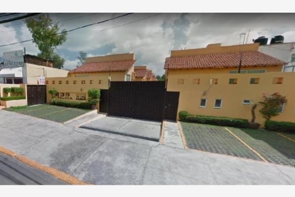 Foto de casa en venta en avenida toluca 839, olivar de los padres, álvaro obregón, df / cdmx, 5373586 No. 03