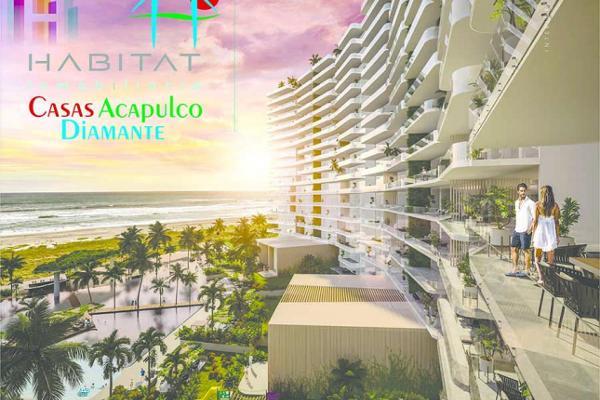 Foto de departamento en venta en avenida tres vidas s/n 10, 3 vidas, acapulco de juárez, guerrero, 11438767 No. 02
