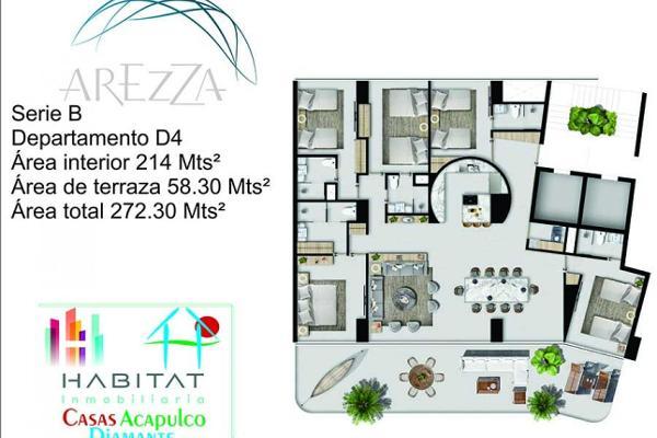 Foto de departamento en venta en avenida tres vidas s/n 10, 3 vidas, acapulco de juárez, guerrero, 11438767 No. 06