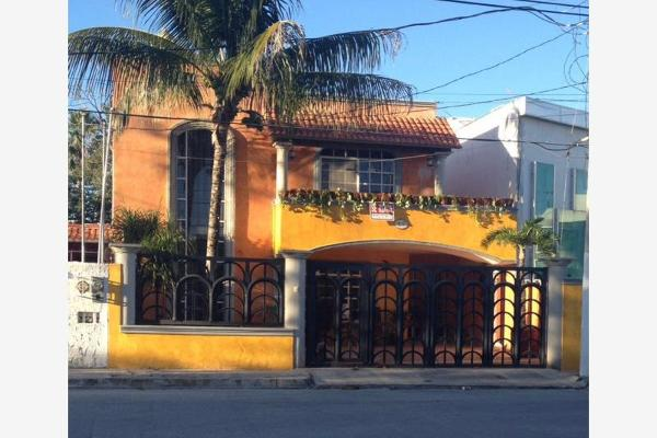 Foto de casa en renta en avenida tulum cancun casa centro cancun, cancún centro, benito juárez, quintana roo, 2697023 No. 01
