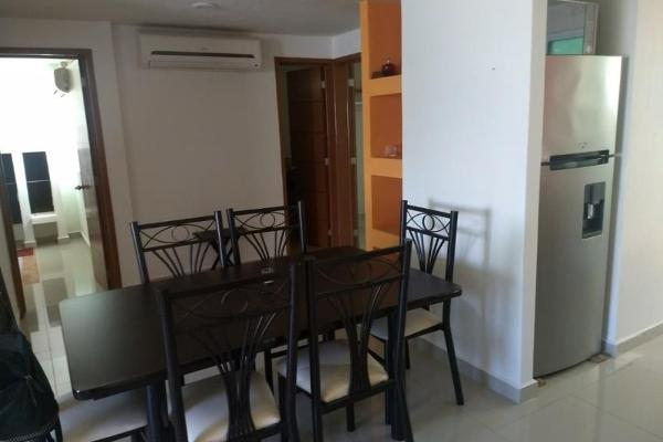 Foto de departamento en renta en avenida tulum departamentoscancun, supermanzana 22 centro, benito juárez, quintana roo, 5673559 No. 04