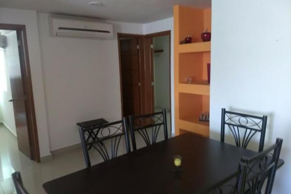 Foto de departamento en renta en avenida tulum departamentoscancun, supermanzana 22 centro, benito juárez, quintana roo, 5673559 No. 13