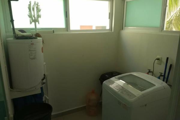 Foto de departamento en renta en avenida tulum departamentoscancun, supermanzana 22 centro, benito juárez, quintana roo, 5673559 No. 16