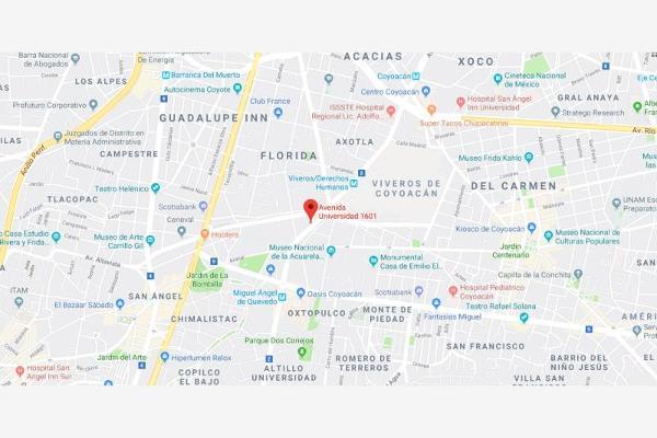 Foto de departamento en venta en avenida universidad 1601, torres de chimalistac, coyoacán, df / cdmx, 8841371 No. 04
