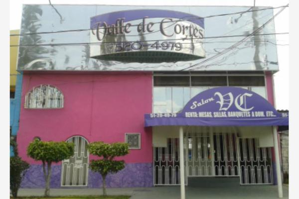 Foto de local en venta en avenida valle del don manzana 5, granjas independencia, ecatepec de morelos, méxico, 5922906 No. 01