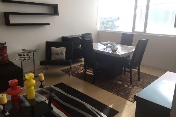 Foto de departamento en renta en avenida vasco de quiroga , santa fe, álvaro obregón, distrito federal, 5895402 No. 01