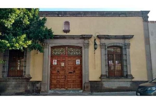 Foto de casa en venta en avenida venustiano carranza , centro, querétaro, querétaro, 5958076 No. 01
