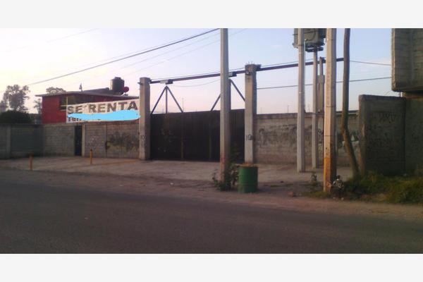 Foto de bodega en renta en avenida villa del carbon , san pablo de los gallos, cuautitlán izcalli, méxico, 17673417 No. 01