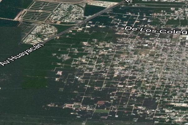 Foto de terreno habitacional en venta en avenida villa maya 0 , cancún centro, benito juárez, quintana roo, 10093746 No. 01