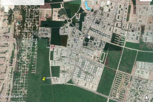 Foto de terreno habitacional en venta en avenida villa maya , supermanzana 2 centro, benito juárez, quintana roo, 0 No. 01