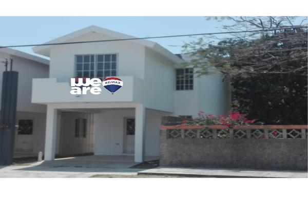 Foto de casa en venta en avenida villahermosa , bugambilias, tampico, tamaulipas, 8385735 No. 01