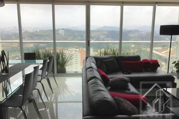 Foto de departamento en venta en avenida vista real 1, bosque real, huixquilucan, méxico, 5427993 No. 01