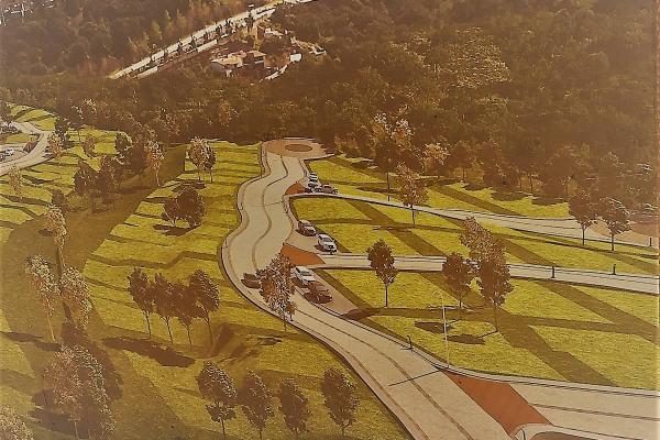 Foto de terreno industrial en venta en avenida vista real , bosque real, huixquilucan, méxico, 5890262 No. 01