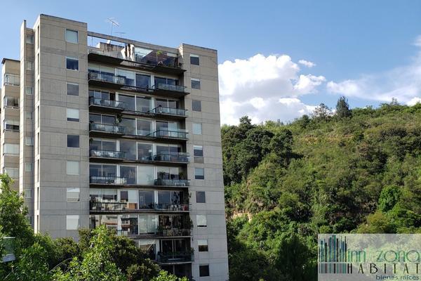 Foto de departamento en venta en avenida vista real , bosque real, huixquilucan, méxico, 8120897 No. 01