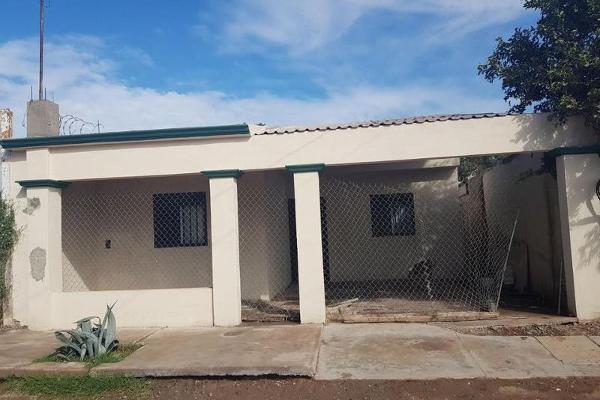 Foto de casa en venta en  , aves del castillo, cajeme, sonora, 7954637 No. 01