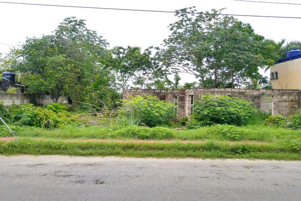 Foto de terreno habitacional en venta en  , aviación, tizimín, yucatán, 0 No. 01