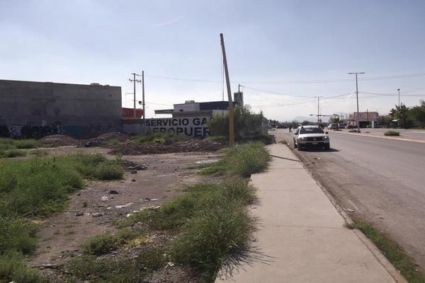 Foto de terreno comercial en renta en  , aviación, torreón, coahuila de zaragoza, 5875016 No. 05