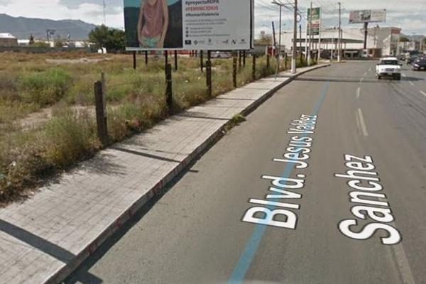 Foto de terreno comercial en venta en  , avícola, saltillo, coahuila de zaragoza, 5683459 No. 01