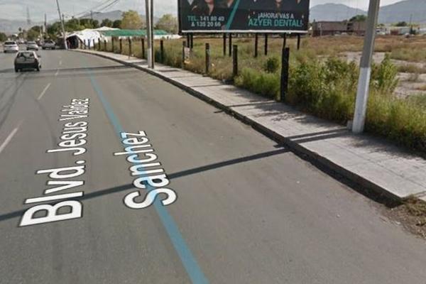 Foto de terreno comercial en venta en  , avícola, saltillo, coahuila de zaragoza, 5683459 No. 02