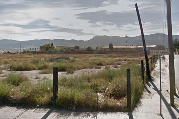 Foto de terreno comercial en venta en  , avícola, saltillo, coahuila de zaragoza, 5683459 No. 03