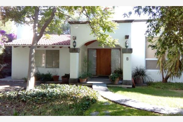 Foto de casa en venta en azalea 08, huertas el carmen, corregidora, querétaro, 3418906 No. 01
