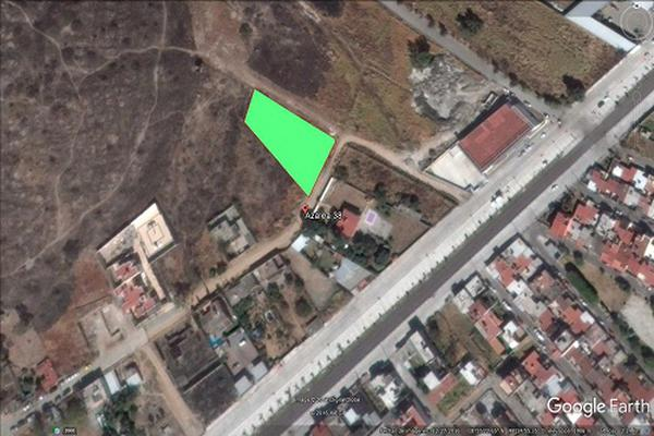 Foto de terreno habitacional en venta en azalia , huerta de san josé, atlixco, puebla, 3500829 No. 01