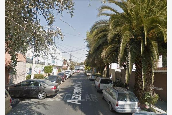 Foto de casa en venta en azcapotzalco 000, merced gómez, álvaro obregón, df / cdmx, 10188682 No. 01