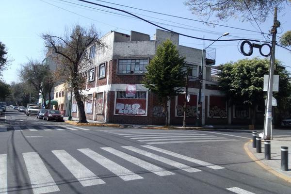 Foto de terreno comercial en venta en azores , portales sur, benito juárez, df / cdmx, 18364978 No. 01