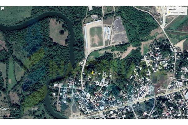 Foto de terreno habitacional en venta en  , azteca, tuxpan, veracruz de ignacio de la llave, 5811289 No. 10