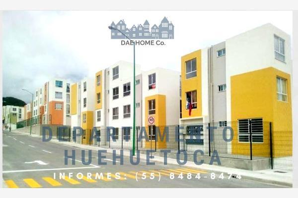 Foto de departamento en venta en aztecas 0, el dorado, huehuetoca, méxico, 5971067 No. 01