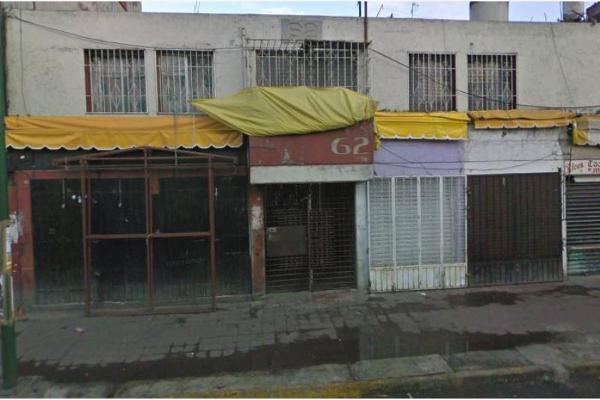 Foto de departamento en venta en aztecas 62, morelos, cuauhtémoc, df / cdmx, 8902568 No. 01