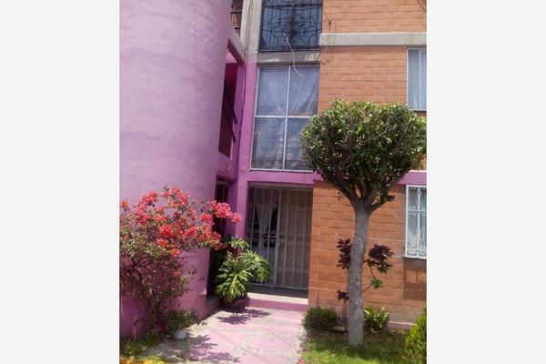 Foto de departamento en venta en azucenas 202, la magdalena huizachitla, coacalco de berriozábal, méxico, 0 No. 01