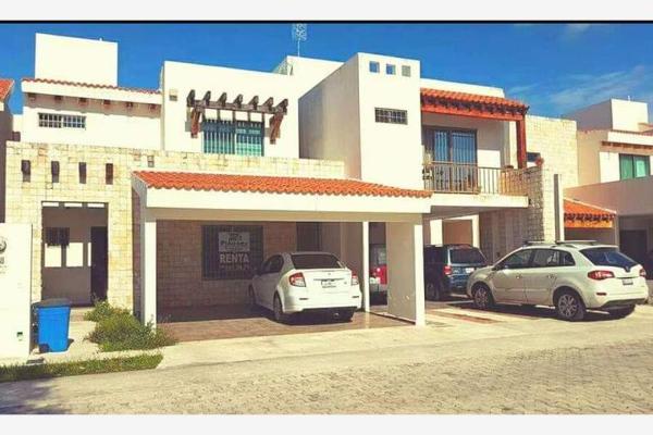Foto de casa en renta en azum 15, viña del mar, carmen, campeche, 8854929 No. 01