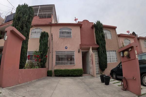 Foto de casa en venta en b. cipreses , jardines de tultitlán, tultitlán, méxico, 18315608 No. 01