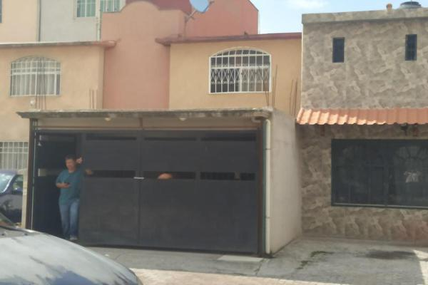 Foto de casa en venta en b. granadas , real del bosque, tultitlán, méxico, 0 No. 01