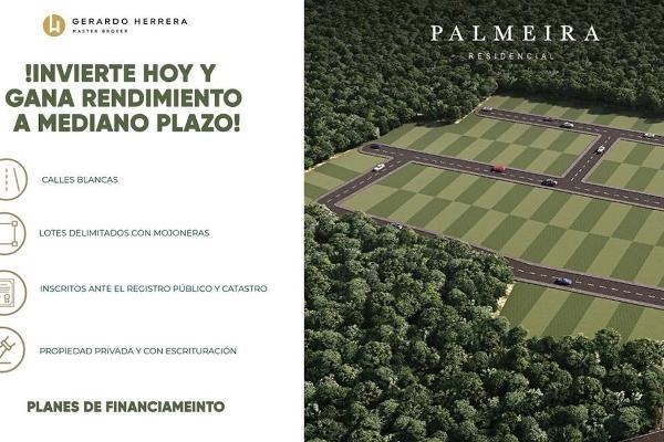 Foto de terreno habitacional en venta en  , baca, baca, yucatán, 14026271 No. 01