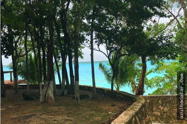 Foto de terreno habitacional en venta en  , bacalar, bacalar, quintana roo, 5666878 No. 05