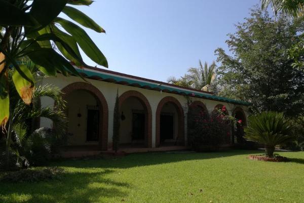 Foto de rancho en venta en  , bacurimi, culiacán, sinaloa, 5806675 No. 02