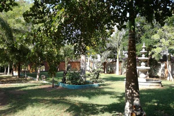 Foto de rancho en venta en  , bacurimi, culiacán, sinaloa, 5806675 No. 16