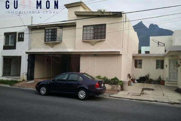 Foto de casa en venta en bahía de guantamo 000, rincón de la primavera 1 sector, monterrey, nuevo león, 10084684 No. 01