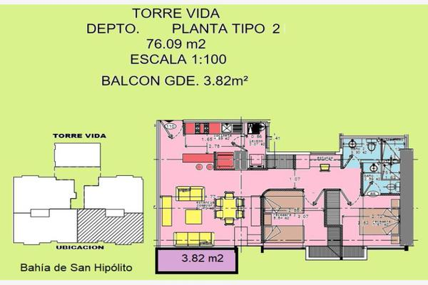 Foto de edificio en venta en bahía de san hipólito 43, anahuac i sección, miguel hidalgo, df / cdmx, 17058405 No. 17