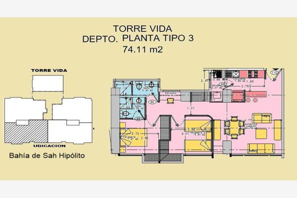 Foto de edificio en venta en bahía de san hipólito 43, anahuac i sección, miguel hidalgo, df / cdmx, 17058405 No. 18
