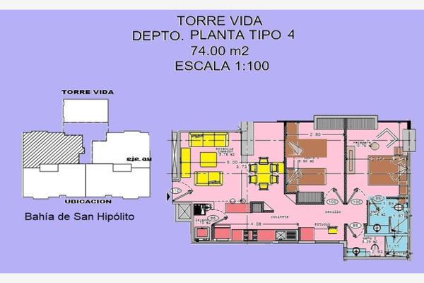 Foto de edificio en venta en bahía de san hipólito 43, anahuac i sección, miguel hidalgo, df / cdmx, 17058405 No. 19