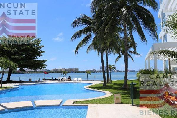 Foto de departamento en venta en  , bahía dorada, benito juárez, quintana roo, 13056910 No. 01