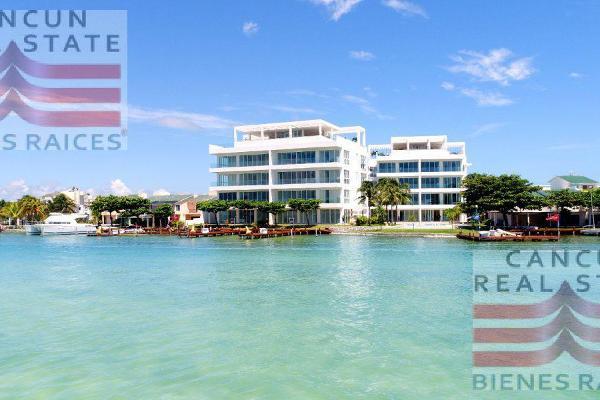 Foto de departamento en venta en  , bahía dorada, benito juárez, quintana roo, 13056910 No. 02